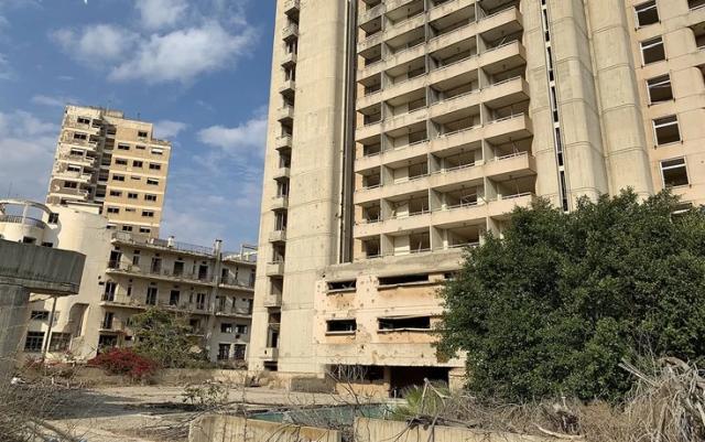 Турция открыла доступ к городу-призраку на Кипре, который был закрыт в середине 70-х