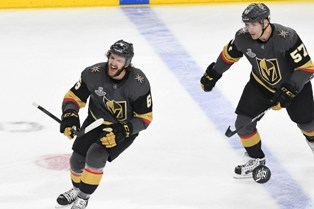 NHL: Вегас в невероятном матче сделал первый шаг к Кубку Стэнли