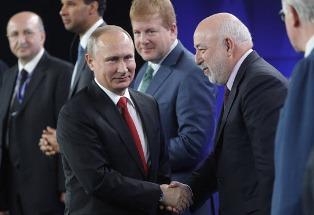 На зарубежных счетах российского олигарха Вексельберга заморожено более $1,5 млрд