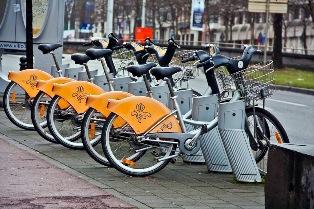 В Киеве планируют построить велодорожку с Троещины в центр города