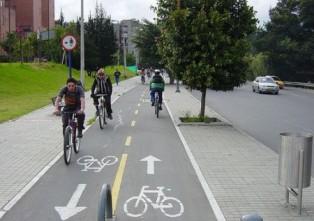 В Днепропетровске появится первая велодорожка