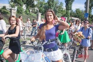 В Харькове в июне пройдет женский велопробег
