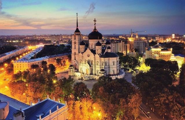 Последние новости о Воронеже