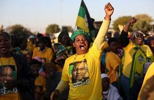 Выборы в ЮАР: люди из окружения Путина спасают местный режим?