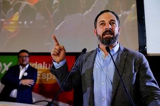 В Испании впервые со времен Франко в парламент проходят ультраправые