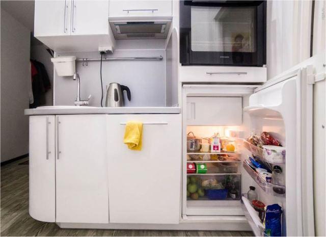 Выбираем встраиваемый холодильник: основные нюансы