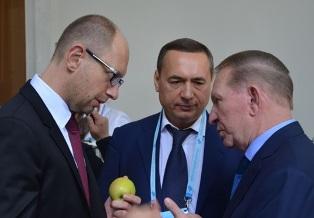 Партнер Яценюка стал фигурантом уголовного дела в Швейцарии