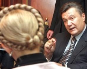 ЦИК: По результатам обработки 70,41% протоколов В.Янукович набрал 36,23% го ...