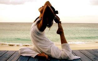Йога полезна не только для здоровья?