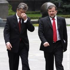 Ющенко: Я прийняв відставку Балоги і не бачу в цьому трагедії