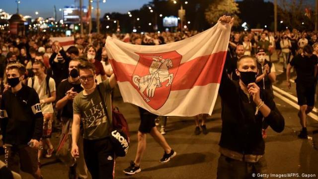 Белорусский экономист: забастовки могут стать массовыми