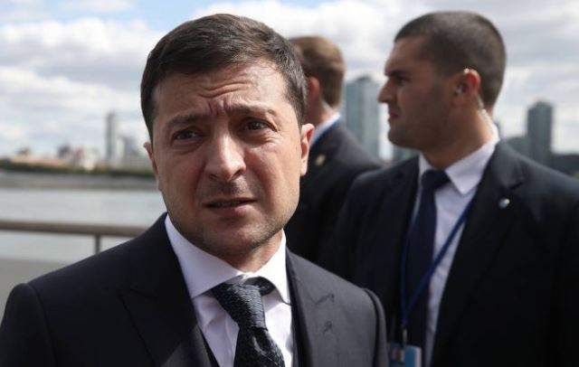 По пути Януковича: под Киевом построили личное шоссе для Зеленского