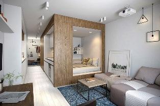 Малогабаритная квартира: как увеличить пространство?