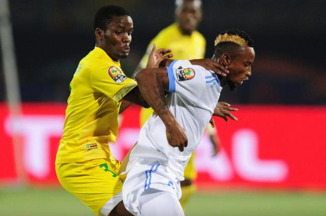 КАН-2019: ДР Конго сохраняет шансы на выход, Мадагаскар обыграл Нигерию