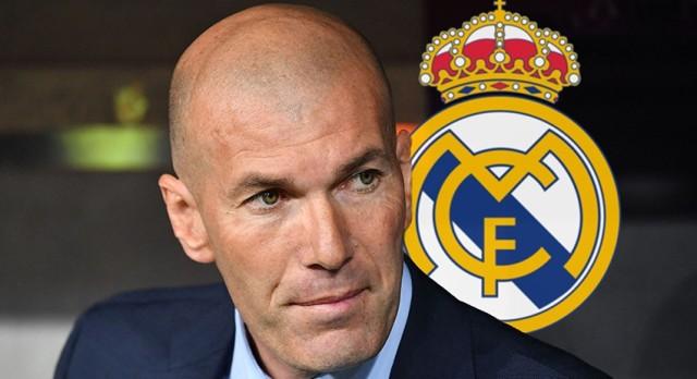 Официально: Зидан вернулся в Реал Мадрид