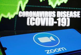 Котировки Zoom и Netflix обвалились на фоне новостей о вакцине от COVID